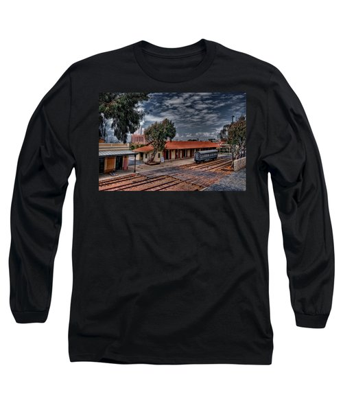 Long Sleeve T-Shirt featuring the photograph Tel Aviv To Jerusalem by Ron Shoshani