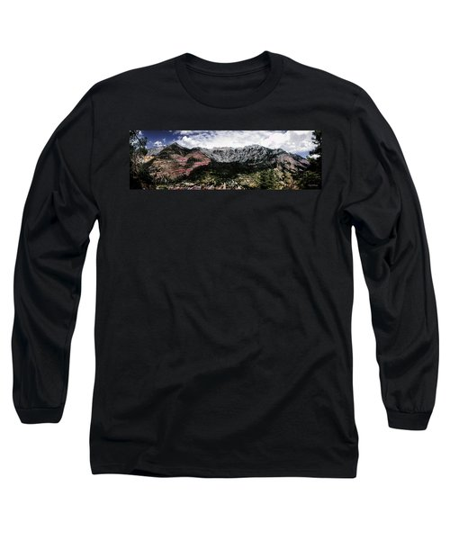 Telluride From The Air Long Sleeve T-Shirt