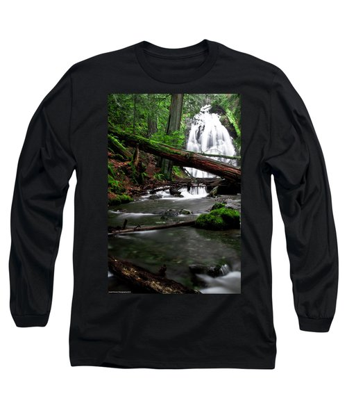 Temperate Old Growth Long Sleeve T-Shirt