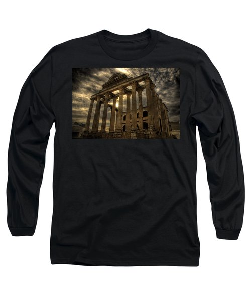 Temple Of Diana Long Sleeve T-Shirt