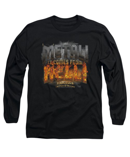 Tenacious D - Metal Long Sleeve T-Shirt