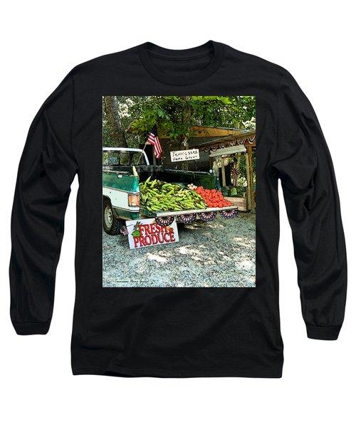 Tennessee Homegrown Long Sleeve T-Shirt