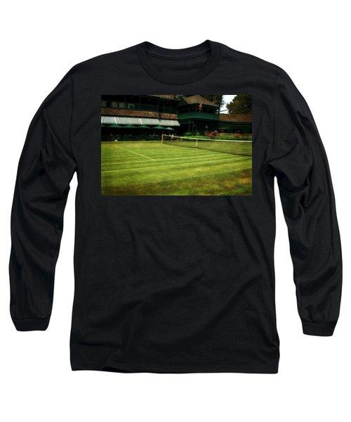 Tennis Hall Of Fame 2.0 Long Sleeve T-Shirt