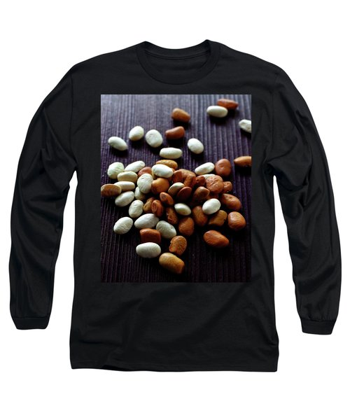 Tepary Beans Long Sleeve T-Shirt