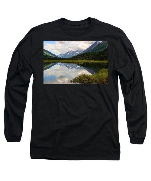 Tern Lake Alaska Long Sleeve T-Shirt