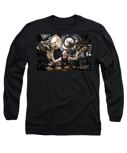 Terry Bozzio Long Sleeve T-Shirt