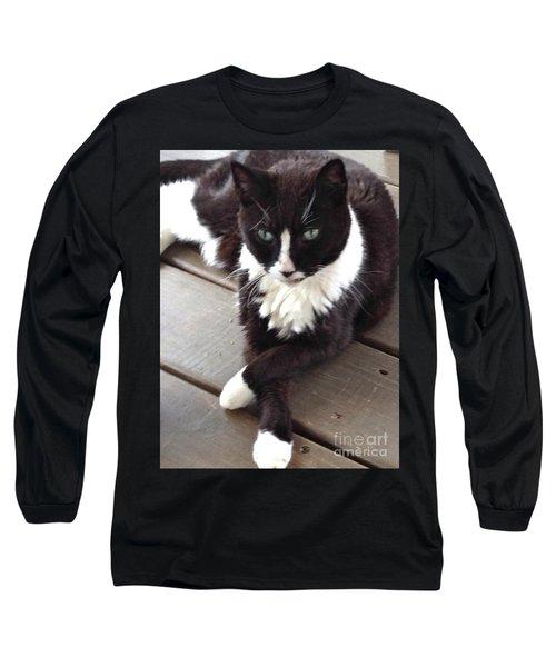 Tess The Temptress Long Sleeve T-Shirt
