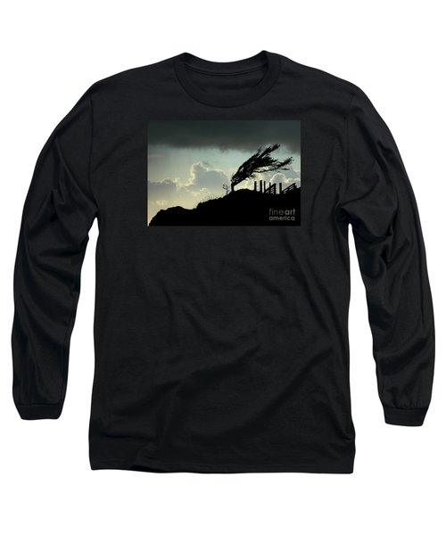Long Sleeve T-Shirt featuring the photograph  The Test Of Time by Nick  Boren