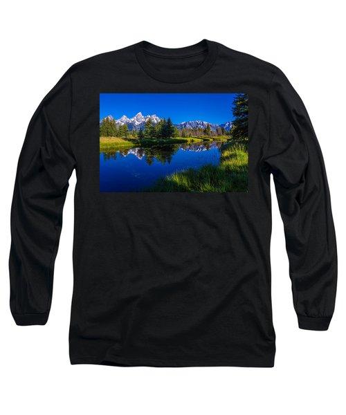 Teton Reflection Long Sleeve T-Shirt