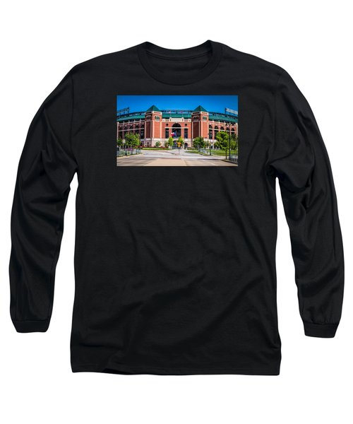 Globe Life Park In Arlington Long Sleeve T-Shirt