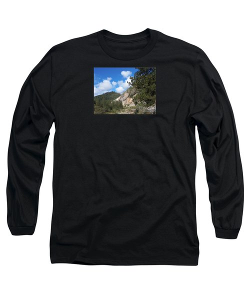 Clouds Of Hearts Long Sleeve T-Shirt