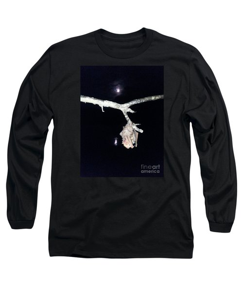 Long Sleeve T-Shirt featuring the photograph Thank You Lord For Saving Me by Donna Brown