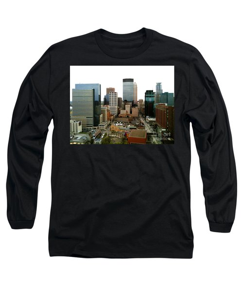 The 35th Floor Long Sleeve T-Shirt