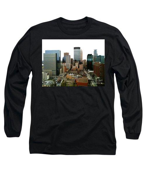 The 35th Floor Long Sleeve T-Shirt