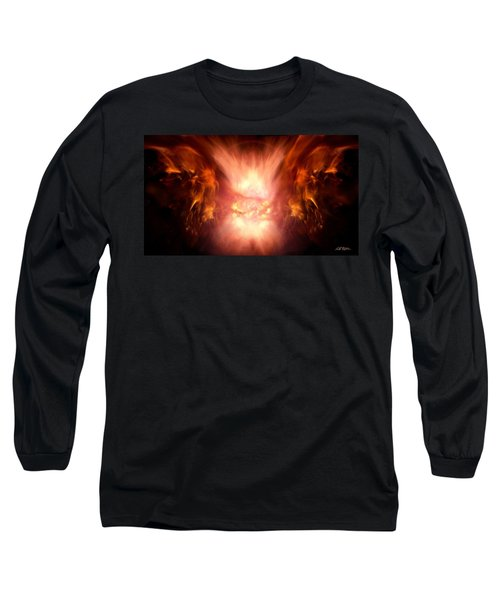 Godess Of Faa Long Sleeve T-Shirt by Bill Stephens