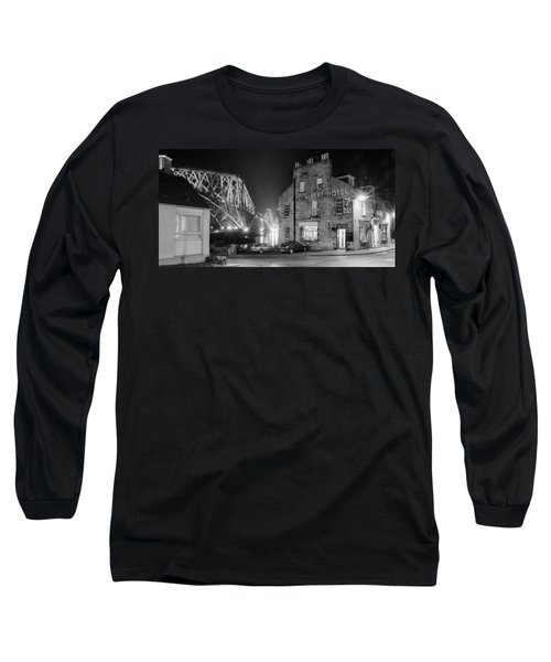 The Albert Hotel Long Sleeve T-Shirt