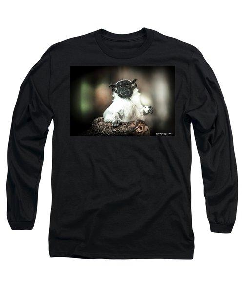 The Anxious Ape Long Sleeve T-Shirt