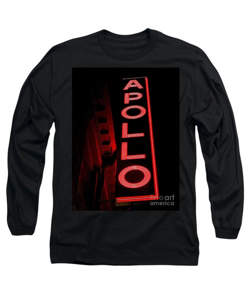 The Apollo Long Sleeve T-Shirt