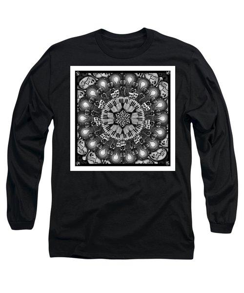 Mandalart Long Sleeve T-Shirt