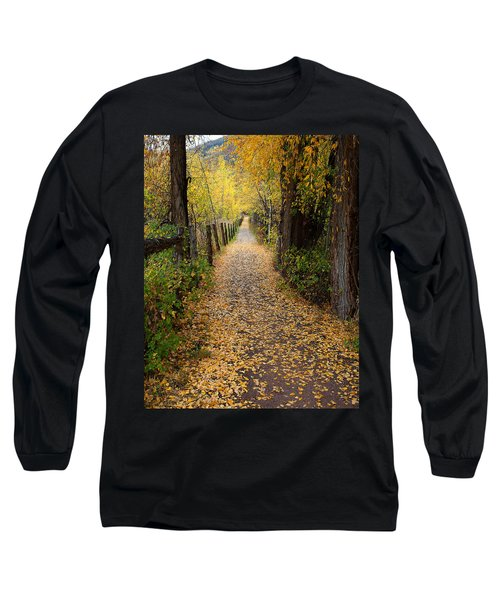 The Aspen Trail Long Sleeve T-Shirt