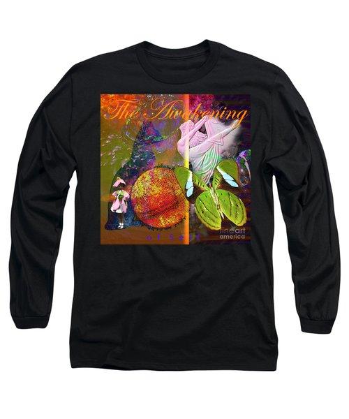 Solar Self Long Sleeve T-Shirt by Joseph Mosley