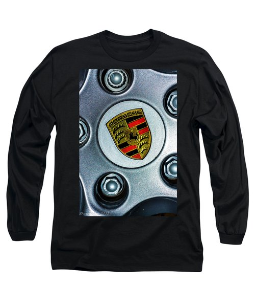 The Badge Long Sleeve T-Shirt