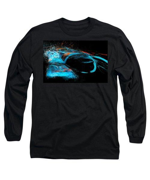 The Beast Long Sleeve T-Shirt by Alan Greene