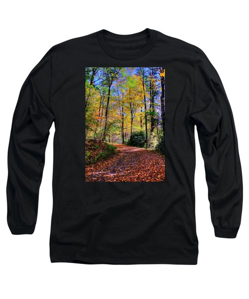 The Beauty Of Fall Long Sleeve T-Shirt
