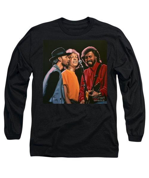 The Bee Gees Long Sleeve T-Shirt