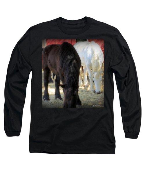 The Big Girls Long Sleeve T-Shirt