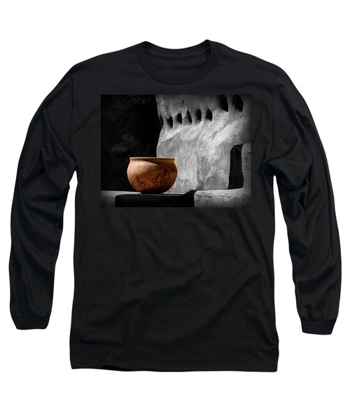 Long Sleeve T-Shirt featuring the photograph The Bowl by Lucinda Walter
