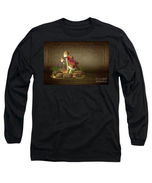The Cardinal Long Sleeve T-Shirt