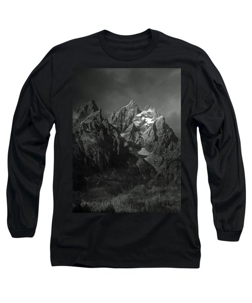 The Cathedral Group Long Sleeve T-Shirt by Raymond Salani III