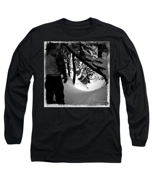 The Chute Long Sleeve T-Shirt