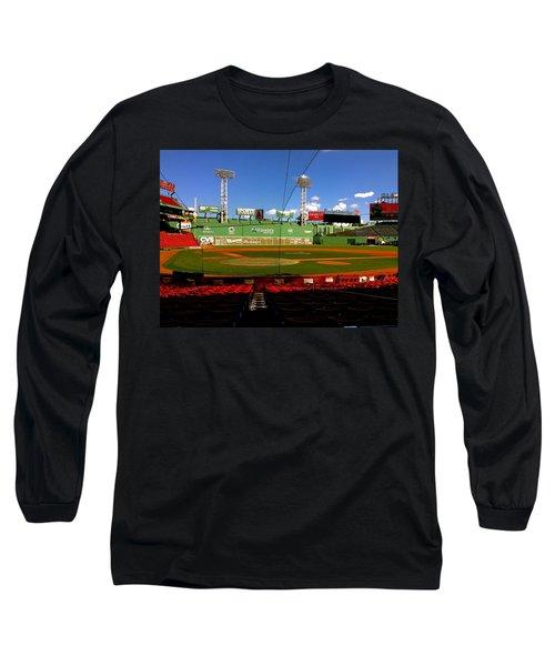 The Classic  Fenway Park Long Sleeve T-Shirt