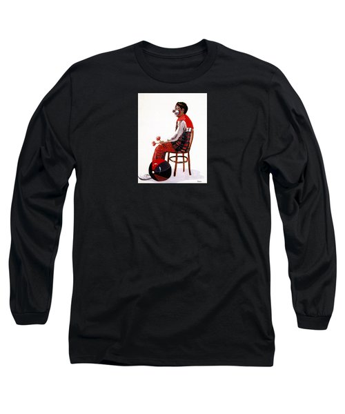 The Clown, Intermission Long Sleeve T-Shirt
