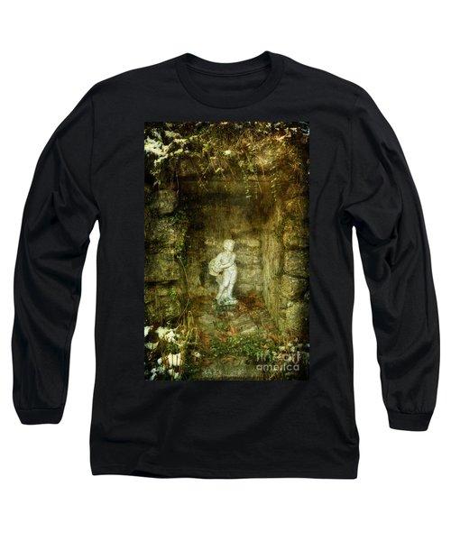 The Cold Flower Boy Long Sleeve T-Shirt