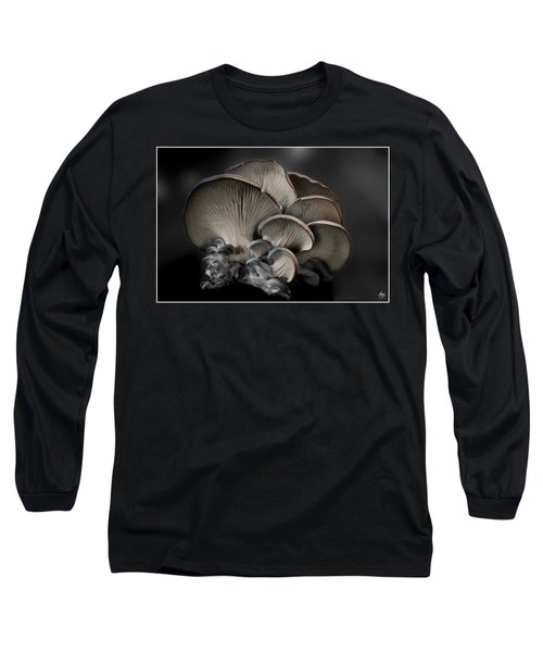 Painted Fungus Long Sleeve T-Shirt