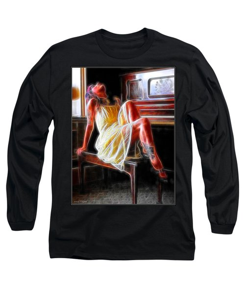The Color Of Music Long Sleeve T-Shirt
