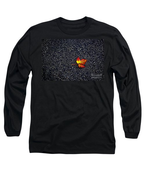 The Colors Of Autumn Long Sleeve T-Shirt