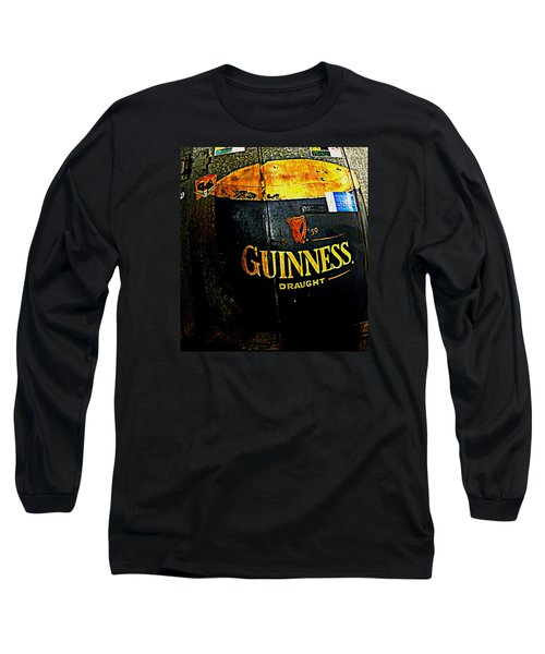 The Cooler Long Sleeve T-Shirt by Chris Berry