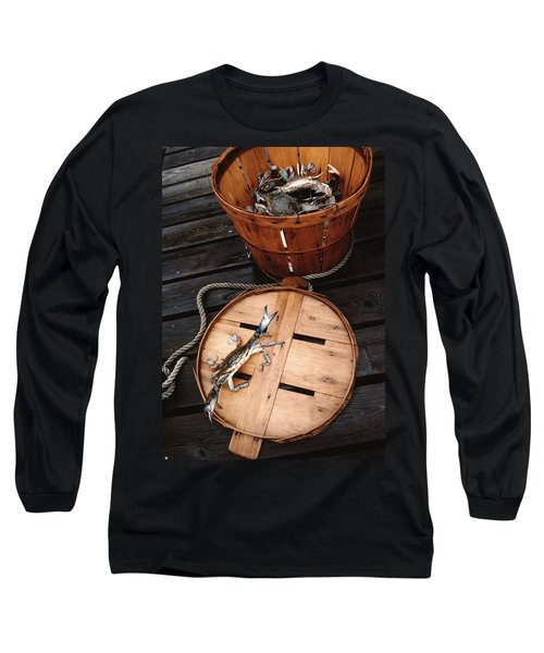 The Cranky Crab Long Sleeve T-Shirt