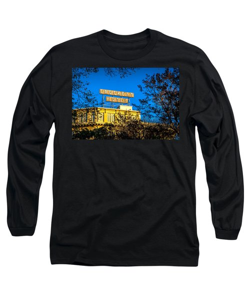 The Crockett Hotel Long Sleeve T-Shirt