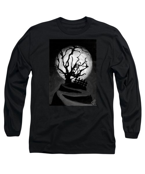 The Crooked Tree Long Sleeve T-Shirt