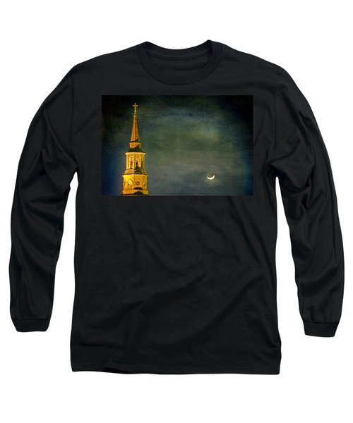 The Cross And The Crescent Long Sleeve T-Shirt