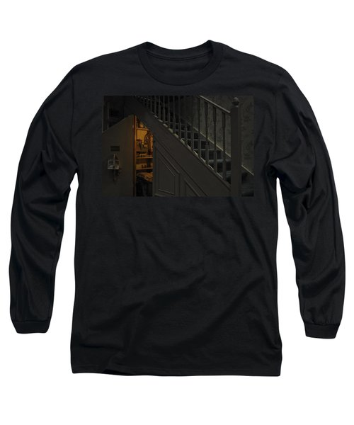 The Cupboard Under The Stairs Long Sleeve T-Shirt