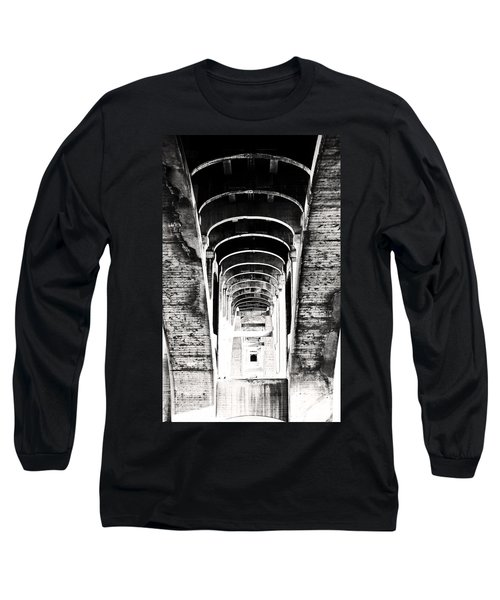 The Darkness Retreats Long Sleeve T-Shirt