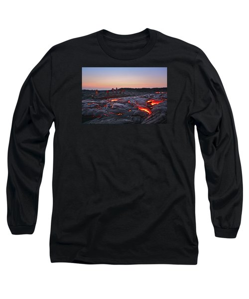 The Dawn Of Time Long Sleeve T-Shirt