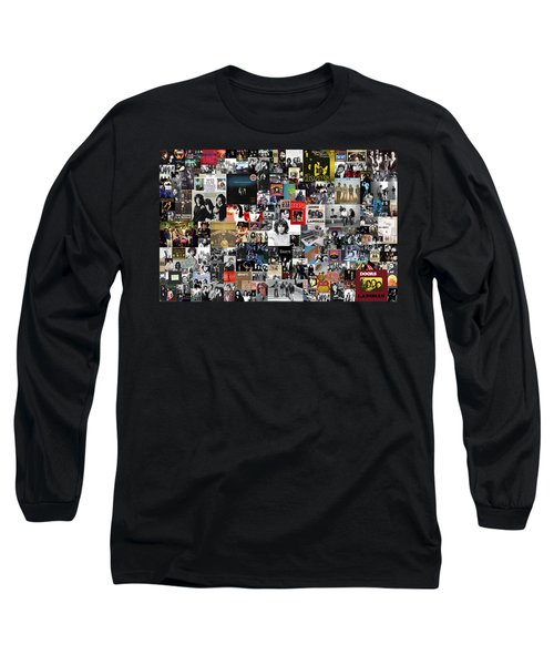 The Doors Collage Long Sleeve T-Shirt