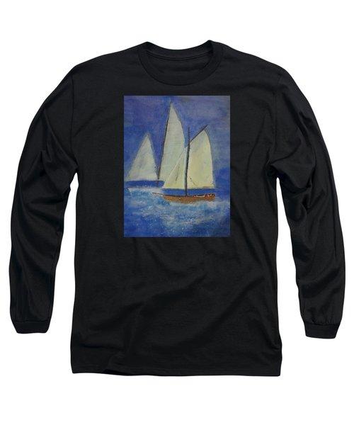 The Doreen Long Sleeve T-Shirt by Elvira Ingram